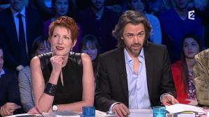 Natacha Polony dans On n'est pas Couché - 08/03/14 - 273