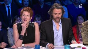 Natacha Polony dans On n'est pas Couché - 08/03/14 - 274
