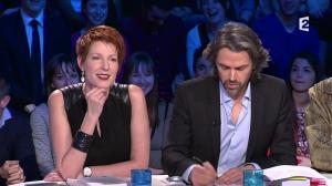 Natacha Polony dans On n'est pas Couché - 08/03/14 - 275