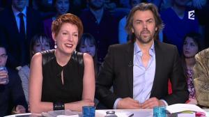 Natacha Polony dans On n'est pas Couché - 08/03/14 - 279