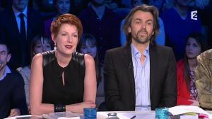 Natacha Polony dans On n'est pas Couché - 08/03/14 - 280