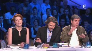 Natacha Polony dans On n'est pas Couché - 08/03/14 - 283