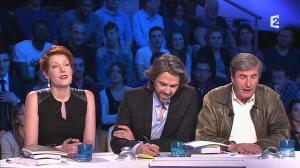 Natacha Polony dans On n'est pas Couché - 08/03/14 - 284
