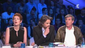 Natacha Polony dans On n'est pas Couché - 08/03/14 - 286