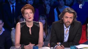 Natacha Polony dans On n'est pas Couché - 08/03/14 - 290