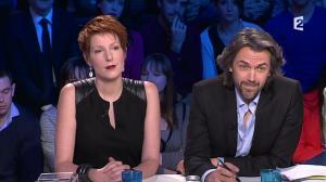 Natacha Polony dans On n'est pas Couché - 08/03/14 - 292