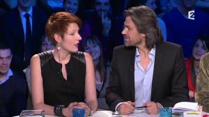 Natacha Polony dans On n'est pas Couché - 08/03/14 - 301