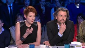 Natacha Polony dans On n'est pas Couché - 08/03/14 - 312