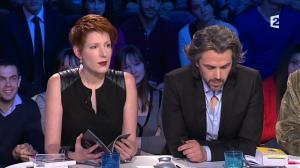 Natacha Polony dans On n'est pas Couché - 08/03/14 - 315