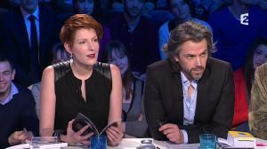 Natacha Polony dans On n'est pas Couché - 08/03/14 - 316