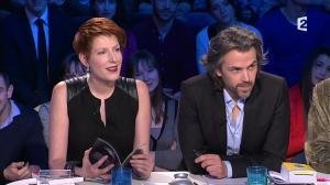 Natacha Polony dans On n'est pas Couché - 08/03/14 - 317