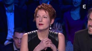 Natacha Polony dans On n'est pas Couché - 08/03/14 - 341