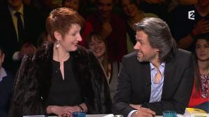 Natacha Polony dans On n'est pas Couché - 08/03/14 - 389