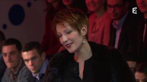 Natacha Polony dans On n'est pas Couché - 08/03/14 - 398