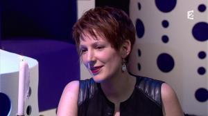 Natacha Polony dans On n'est pas Couché - 08/03/14 - 429