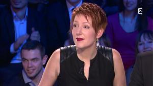 Natacha Polony dans On n'est pas Couché - 08/03/14 - 446
