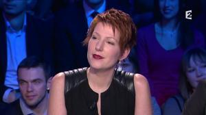 Natacha Polony dans On n'est pas Couché - 08/03/14 - 457