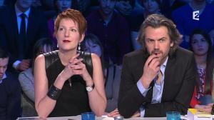 Natacha Polony dans On n'est pas Couché - 08/03/14 - 460