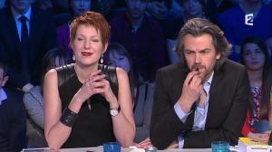 Natacha Polony dans On n'est pas Couché - 08/03/14 - 462