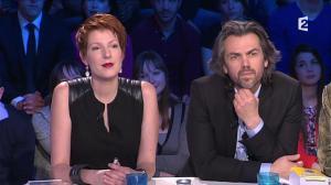 Natacha Polony dans On n'est pas Couché - 08/03/14 - 465