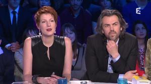 Natacha Polony dans On n'est pas Couché - 08/03/14 - 466