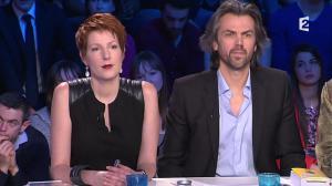 Natacha Polony dans On n'est pas Couché - 08/03/14 - 469