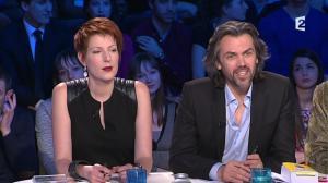 Natacha Polony dans On n'est pas Couché - 08/03/14 - 473
