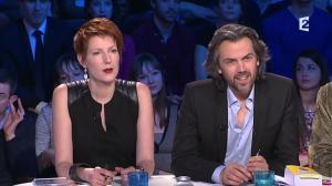 Natacha Polony dans On n'est pas Couché - 08/03/14 - 474