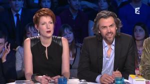 Natacha Polony dans On n'est pas Couché - 08/03/14 - 475