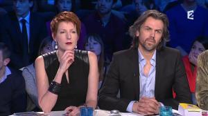 Natacha Polony dans On n'est pas Couché - 08/03/14 - 478