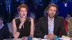 Natacha Polony dans On n'est pas Couché - 08/03/14 - 480