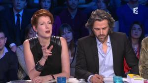 Natacha Polony dans On n'est pas Couché - 08/03/14 - 481