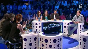 Natacha Polony dans On n'est pas Couché - 08/03/14 - 485