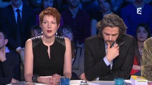 Natacha Polony dans On n'est pas Couché - 08/03/14 - 513