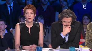 Natacha Polony dans On n'est pas Couché - 08/03/14 - 514