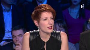 Natacha Polony dans On n'est pas Couché - 08/03/14 - 515
