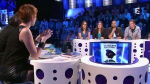 Natacha Polony dans On n'est pas Couché - 08/03/14 - 518