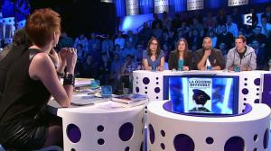 Natacha Polony dans On n'est pas Couché - 08/03/14 - 520