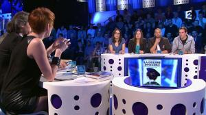 Natacha Polony dans On n'est pas Couché - 08/03/14 - 521
