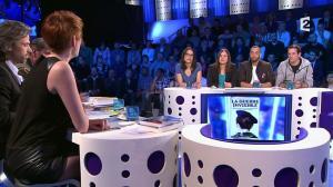 Natacha Polony dans On n'est pas Couché - 08/03/14 - 526