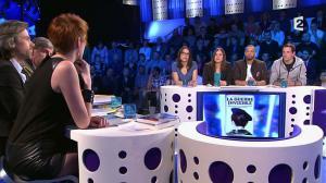 Natacha Polony dans On n'est pas Couché - 08/03/14 - 527