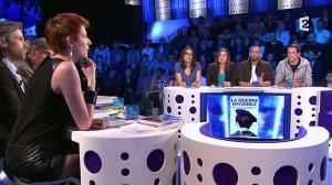 Natacha Polony dans On n'est pas Couché - 08/03/14 - 528