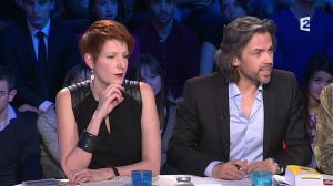 Natacha Polony dans On n'est pas Couché - 08/03/14 - 532