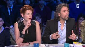 Natacha Polony dans On n'est pas Couché - 08/03/14 - 533