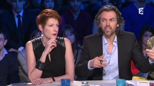 Natacha Polony dans On n'est pas Couché - 08/03/14 - 534