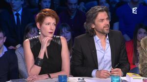 Natacha Polony dans On n'est pas Couché - 08/03/14 - 535