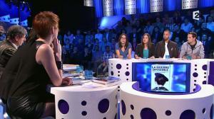 Natacha Polony dans On n'est pas Couché - 08/03/14 - 537