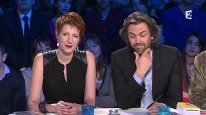 Natacha Polony dans On n'est pas Couché - 08/03/14 - 538