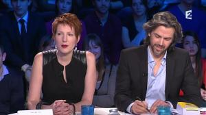 Natacha Polony dans On n'est pas Couché - 08/03/14 - 539