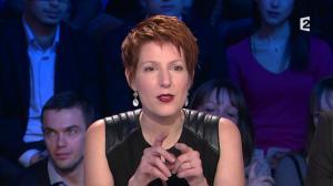 Natacha Polony dans On n'est pas Couché - 08/03/14 - 541